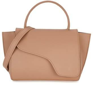 Atelier Atp ATP Arezzo Camel Leather Shoulder Bag