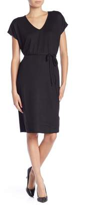 Joe Fresh V-Neck Waist Tie Dress