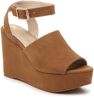 BC Footwear Admit One Wedge Sandal - Women's