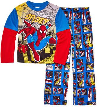 Spiderman LICENSED PROPERTIES 2-pc. Pajama Set - Boys