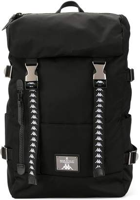 MakavelicxKappa double belt backpack