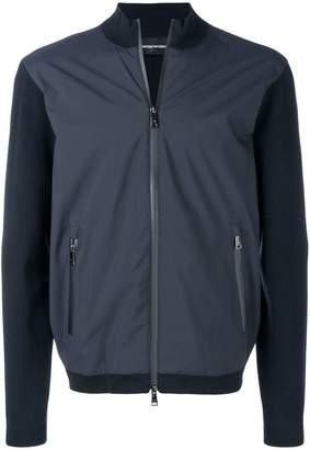 Emporio Armani casual bomber jacket