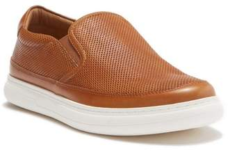 Donald J Pliner Corbyn Perforated Slip-On Sneaker (Men)