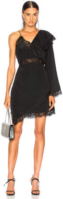 IRO Haven Dress in Black | FWRD