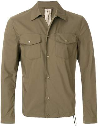 Ten C Ten-C pin fastened shirt