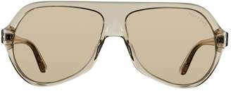 Tom Ford Thomas Pilot Sunglasses