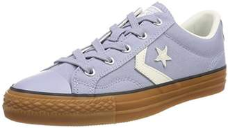7a5d34290168a Converse Unisex Kids  Lifestyle Star Player Ox Canvas Fitness Shoes Glacier  Grey Egret