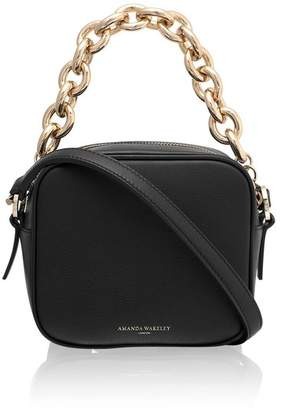 Amanda Wakeley Jackson Black Pochette Bag