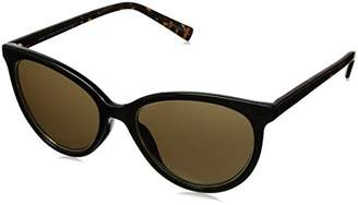 Halston H Women's HH 634 Cat Eye Fashion Designer UV Protection Sunglasses