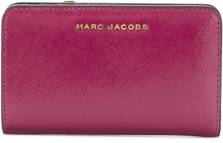 Marc Jacobs Marc Jacobs logo wallet
