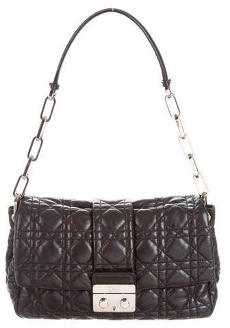 Christian Dior New Lock Flap Bag