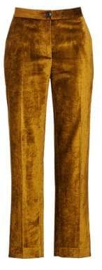 Rag & Bone Poppy Velvet Tapered Pants