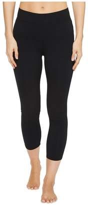 Hard Tail High-Rise Capri Leggings Women's Workout