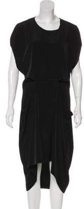 AllSaints Short Sleeve Casual Dress