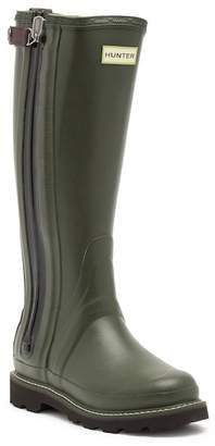Hunter Balmoral Sovereign Neoprene Technical Zip Boot