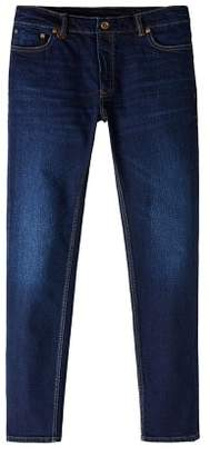 Mango Man MANGO MAN Slim-fit dark wash Tim jeans