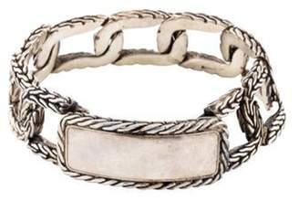 John Hardy ID Link Bracelet silver ID Link Bracelet