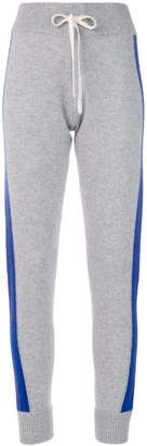 Juicy Couture striped track pants