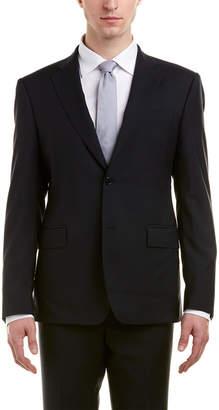 Roberto Cavalli Comfort Fit Wool Suit