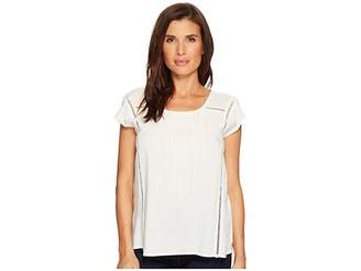 Ariat On the Go Top Women's Short Sleeve Pullover