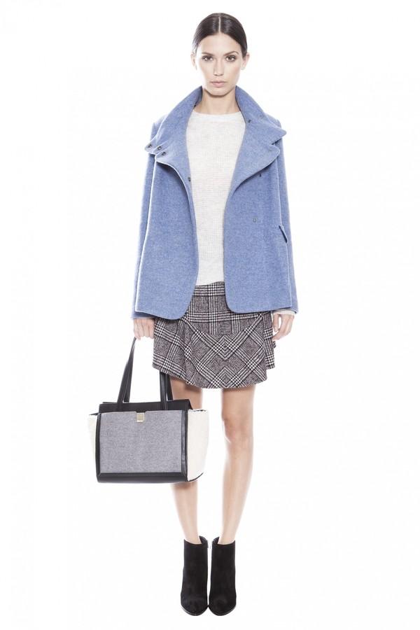 O'2nd Crop Wool Jacket
