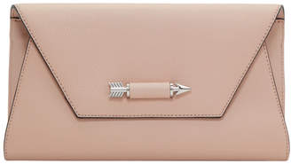 Mackage Pink Flex Clutch