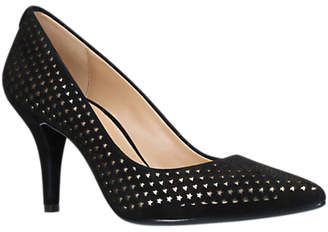 Michael Kors MICHAEL Flex High Heeled Stiletto Court Shoes, Black/Multi