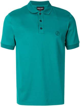 Giorgio Armani shortsleeved polo shirt