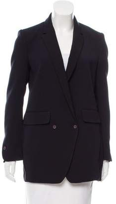 O'2nd Double-Breasted Notch-Lapel Blazer