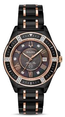 Bulova Marine Star Watch, 37mm