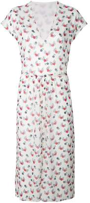 Parker Chinti & Juliet Heart wrap dress