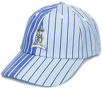 Tommy Hilfiger striped baseball cap