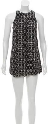 A.L.C. Silk Batik Dress