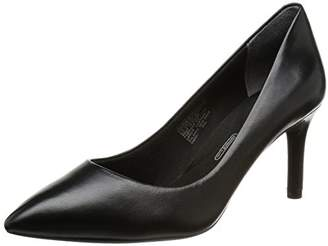 Rockport (ロックポート) - [ロックポート] ROCKPORT Total Motion 75mm Pointy Toe Plain Pump A11800 BLACK 3 (ブラック 3/USA 7)