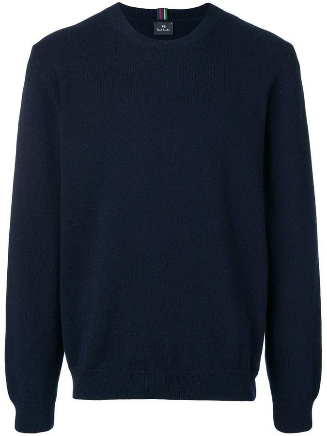 Ps By Paul Smith crew neck jumper