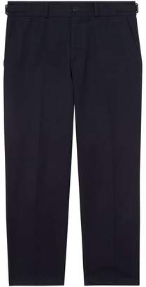 Burberry cropped chinos