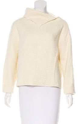 Isabel Marant Long Sleeve Virgin Wool Sweater