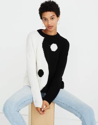 Madewell Yin-Yang Pullover Sweater