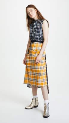 R 13 Apron Prairie Dress