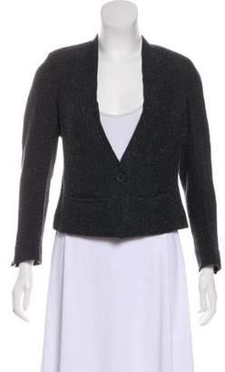 Etoile Isabel Marant Tweed Structured Blazer
