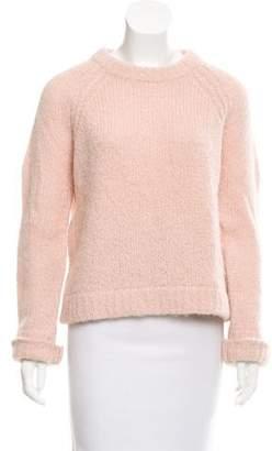 A.L.C. Alpaca Rib Knit Sweater