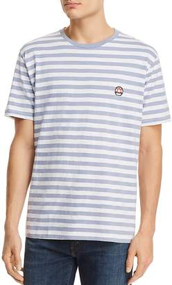 Barney Cools x Nintendo Blue Stripe Short Sleeve Tee - 100% Exclusive