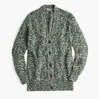 J.Crew Point Sur oversized patch-pocket cardigan sweater