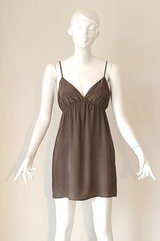 Twelfth Street Mini Slip Dress