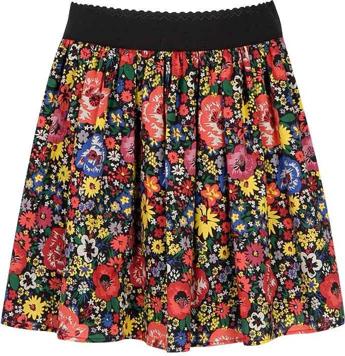 Paradise Floral Print Skirt