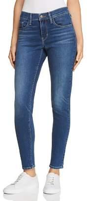 Levi's Curvy Skinny Jeans in Indigo Median