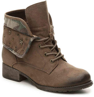 Jellypop Battle Combat Boot - Women's