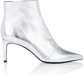 Rag & Bone Women's Beha Metallic Leather Ankle Boots
