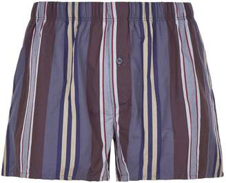 Hanro Cotton Boxer Shorts