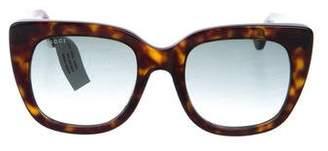 Gucci GG Havana Sunglasses w/ Tags